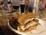 Double Jumbo Burger